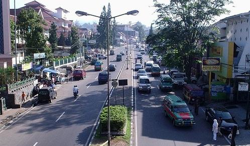 Di Sekitar Jalan Jl Dago Ir H Juanda Bandung
