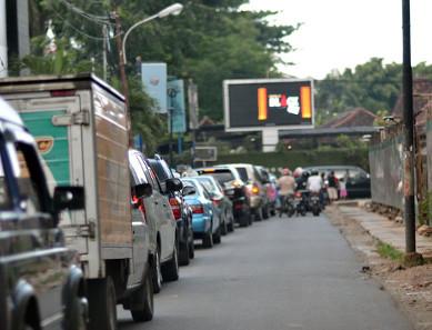 Jalan Kemang Kecamatan Mampang