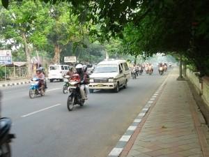Jakarta Jalan Daan Mogot Barat